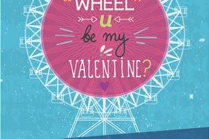 Will U be my Valentine? Ερωτεύσου τώρα που γυρίζει, στο Allou!