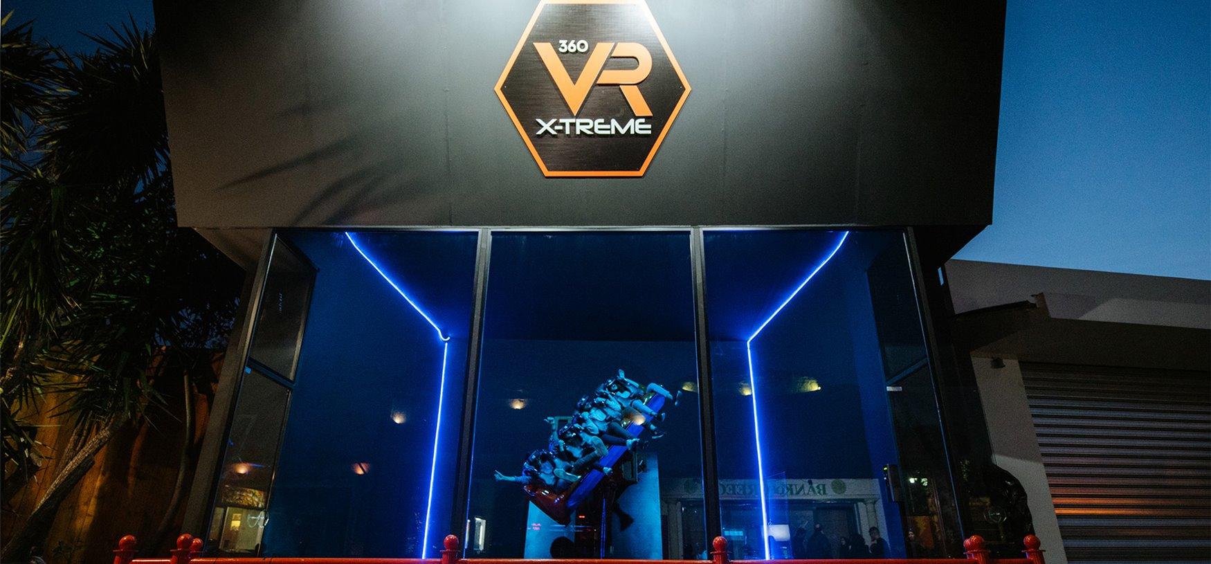 360 VR X-TREME