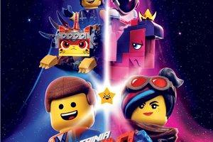 O Έμμετ, ο πρωταγωνιστής της ταινίας LEGO®,  στο Kidom του Allou! Fun Park  την Κυριακή 03 Μαρτίου!