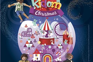 Welcome to Kidom! The Christmas Kingdom!