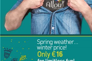 Spring Weather - Winter Price!